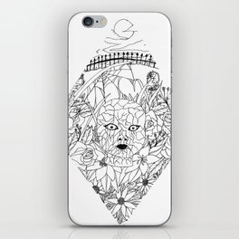 Demon Doll iPhone Skin