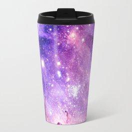 Galaxy Nebula Purple Pink : Carina Nebula Travel Mug