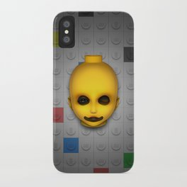 Misfit - Dolly iPhone Case