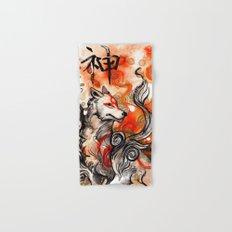 Okami Amaterasu Hand & Bath Towel