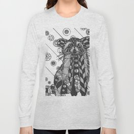 Raccon Long Sleeve T-shirt
