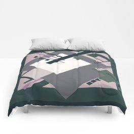 Geometric illustration 7 Comforters
