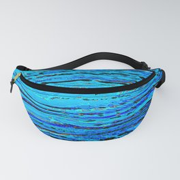ripples on imagined water Fanny Pack