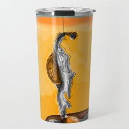 Eufs sur le plat (sans le plat) - Dalí Travel Mug