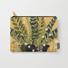 Black Vase I Carry-All Pouch