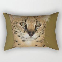 Serval Rectangular Pillow