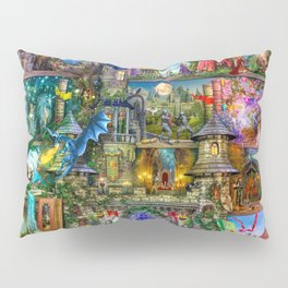 Once Upon a Fairytale Pillow Sham