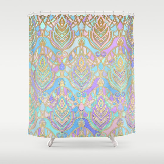 Curtains Ideas art deco curtains : Art Deco Pattern Curtains - Best Curtains 2017
