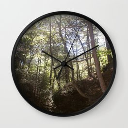 Mystical Magic of Trees pt.10 Wall Clock
