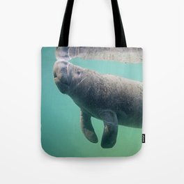 Manatee 2 Tote Bag