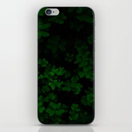 for good luck iPhone Skin