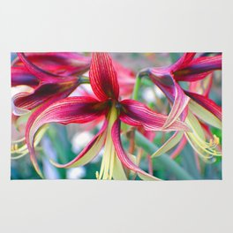 Flowers of Pink Rug