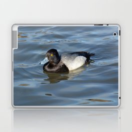 Lesser Scaup Laptop & iPad Skin