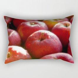 Sweet red Apple Rectangular Pillow