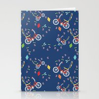 outdoor Stationery Cards featuring Outdoor Fun by curlywillowco