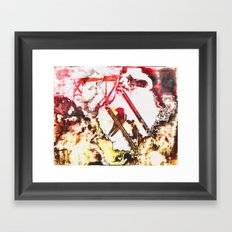 Unshambled Framed Art Print