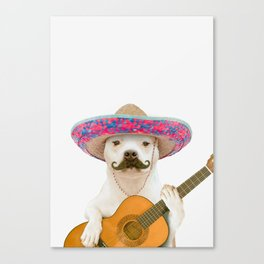TITO PANCHITO Canvas Print