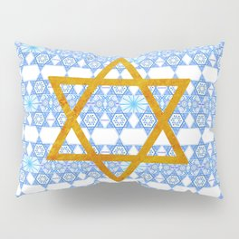 Happy Chanukah! Pillow Sham