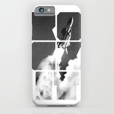ROCKIT (Black on White) iPhone 6s Slim Case