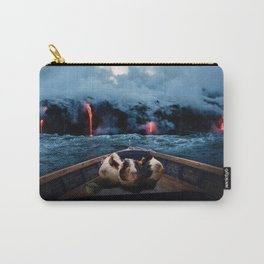 Unsafe Waters Carry-All Pouch