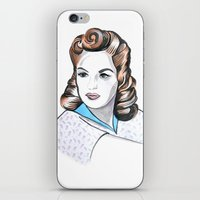 minnie iPhone & iPod Skins featuring Minnie by Christie  Elise