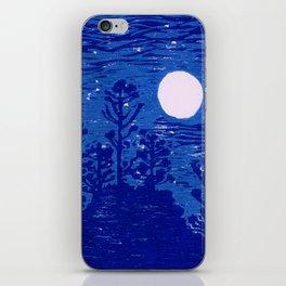 Ballina Moonrise iPhone Skin