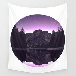 Purple Sky Wall Tapestry