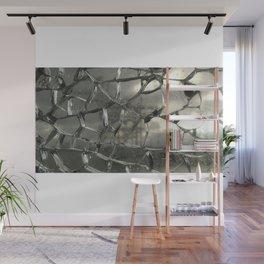 Storm Glass Wall Mural