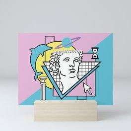 Apollo - Vaporwave - 80s Mini Art Print