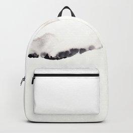 Landscape silhouette Backpack