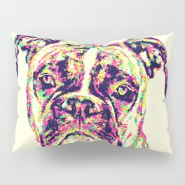 The Mighty Boxer Pillow Sham