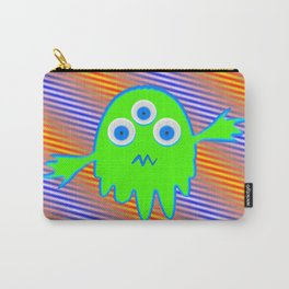 Radioactive Litte Monster Carry-All Pouch