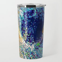 Mosaic Surf Travel Mug