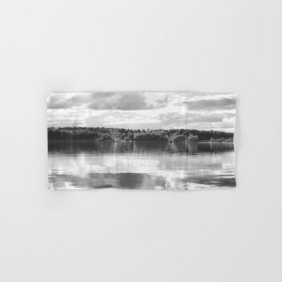 Reflections On A Lake Hand & Bath Towel