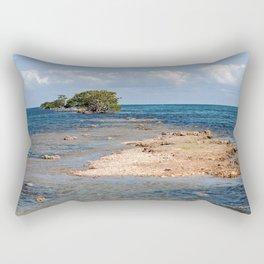 Biscayne Bay South Florida Rectangular Pillow