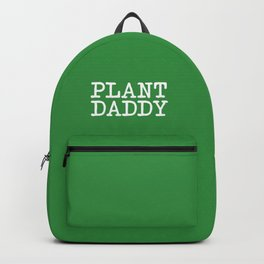 Plant Daddy Backpack