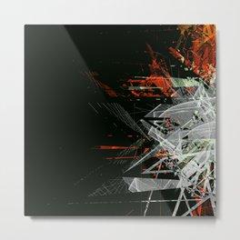 10417 Metal Print
