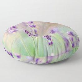 Lavender Daydream Floor Pillow