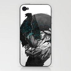 Jesse iPhone & iPod Skin