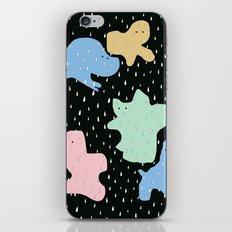 ANIMAL RAIN iPhone & iPod Skin