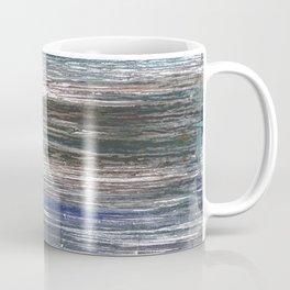 Black Coral abstract watercolor Coffee Mug