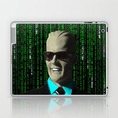 max meets matrix Laptop & iPad Skin