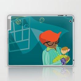 Monkey Lullaby Laptop & iPad Skin