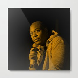 Dave Chappelle Metal Print