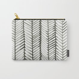 Quill Grid Carry-All Pouch