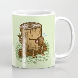The Popsicle Log Coffee Mug