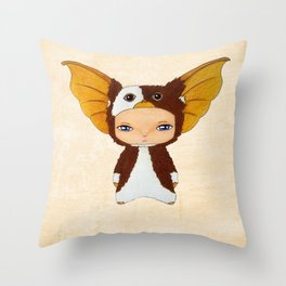 A Boy - Gizmo Throw Pillow