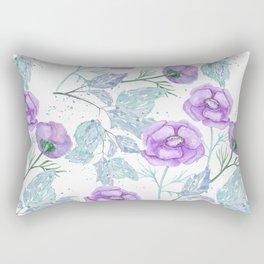 Lilac flowers. Rectangular Pillow