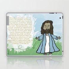 Beatitudes Laptop & iPad Skin