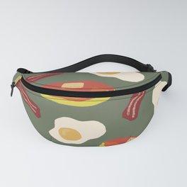 Breakfast Moss Fanny Pack